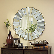 Mirror, Large Sunburst