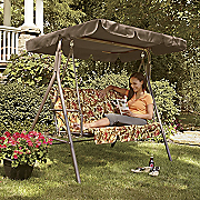 three seater swing with canopy 1