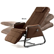 The Fully Reclinable Chair With Zero Gravity Technology