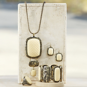 quilted jewelry collection