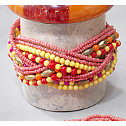 Beaded Stretch Bracelet 1