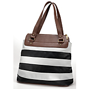 cabana stripe bag