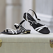 side bow sandal by monroe and main