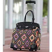 mosaic travel bag
