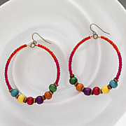 beaded earrings 20