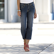Crop Denim Jean