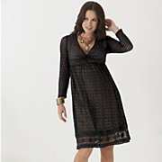 Lace Dot Dress 1