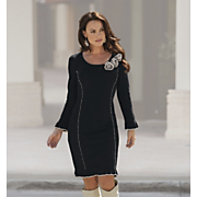 Va va voom Sweater Dress