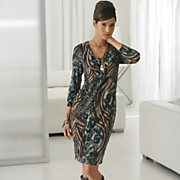 Animal Instinct Dress