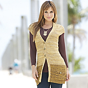 Ombre Sweater Cardigan