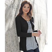Mock 2 Pc Knit Top