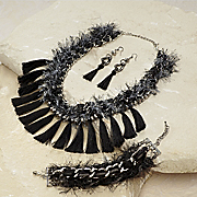 Threaded Chain Jewelry