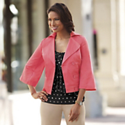 Jacket Stretch Cotton