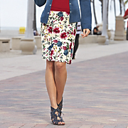 Trendy Plus-Size Skirt