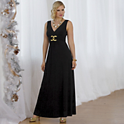 The Little Black Maxi Dress lbmd
