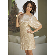 Sequin Dress 1