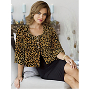 Wild Side Leopard Jacket