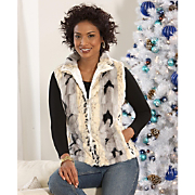 Reversible Winter Vest