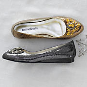 Embellished Flat By Monroe And Main
