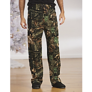 Camo Fleece Lounge Pant
