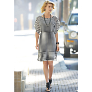 sassy stripes dress