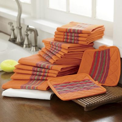 Kitchen Towels 18 Pc Sierra Set
