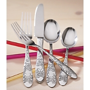 Butterfly Mirror Flatware Set