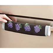 Grape Appliance Handle Cover Set 2 Pc