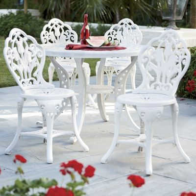 5 pc tulip bistro set