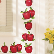 Decals Apple Set Of 30