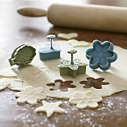 Paula Deen Pie Crust Cutters Set of 4
