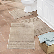 3 pc Luxe Bath Rug Set