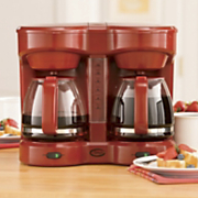 Ginnys Double Coffeemaker And Replacement Carafe