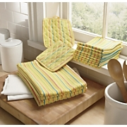 Kitchen Towels Capri 18 Pc Set