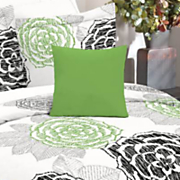 rosebloom decorative pillow