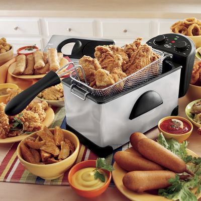 Gb 35Qt Deep Fryer