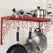 Pot Rack, Wall Mounted