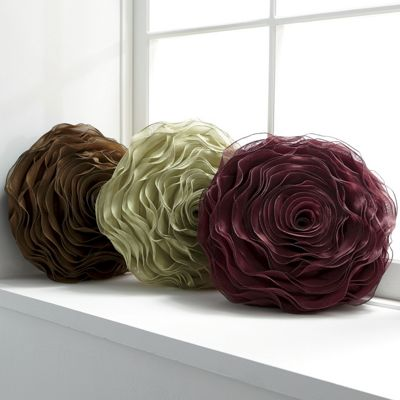 Pillow Rose Accent