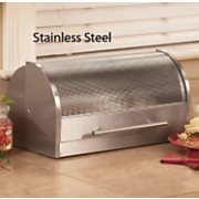 Stainless Steel Breadbox 11