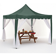 screened gazebo 163