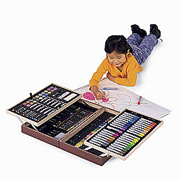 178 pc Personalized Art Supply Case