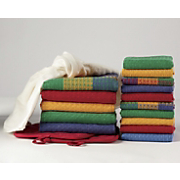 18 Piece Rainbow Towel Set