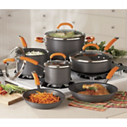 Rachael Ray Orange Cookware Sets