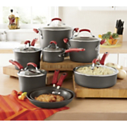 Rachael Ray Red Cookware Sets