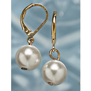 7 Pair Faux Pearl Drop Earring Set