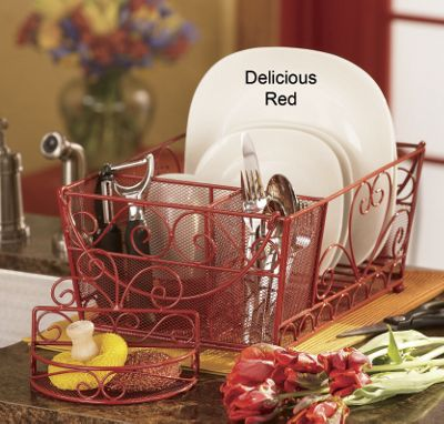 Dish and Sponge Rack