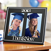 then now graduate frame