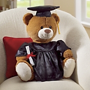 personalized graduation bear