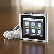 4 gb music and video player by polaroid