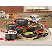 GinnyS Brand 22 Pc Essential Cookware Set